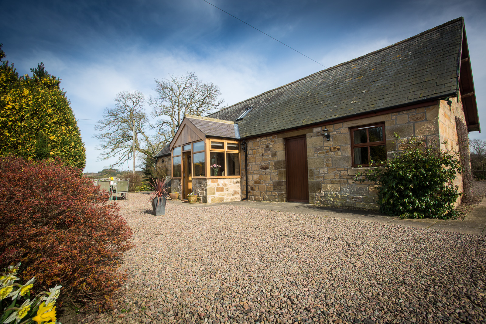 Northumberland Bed And Breakfast Accommodation